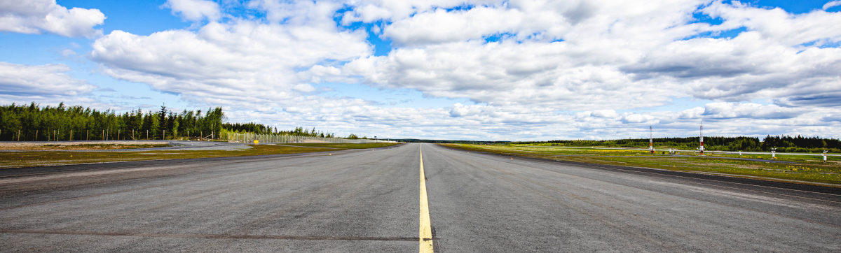Taxiway texture
